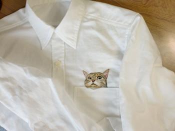 刺繍の猫シャツ2.jpg